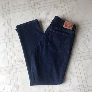 Levis 414 Relaxed Straight Women's Size 27 Jean